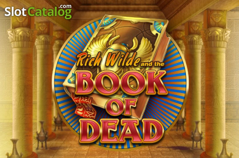 Play'n Go Book of Dead Slot Rank #2