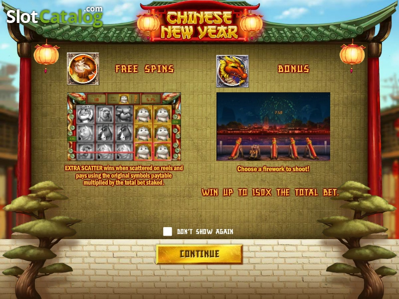 chinese new year game features game features - Chinese New Year Video