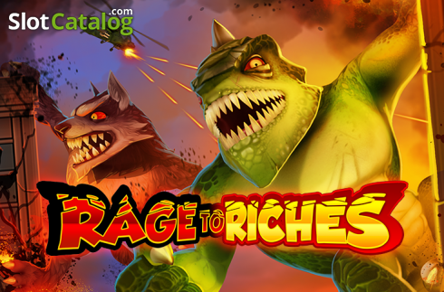 Rage to Riches (Video-korttipaikka alkaen Play'n Go)