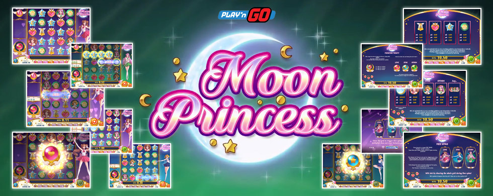 Review of moon princess video slot from playn go slotcatalog moon princess malvernweather Images