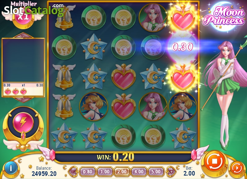 Review of moon princess video slot from playn go slotcatalog screen 13 malvernweather Images