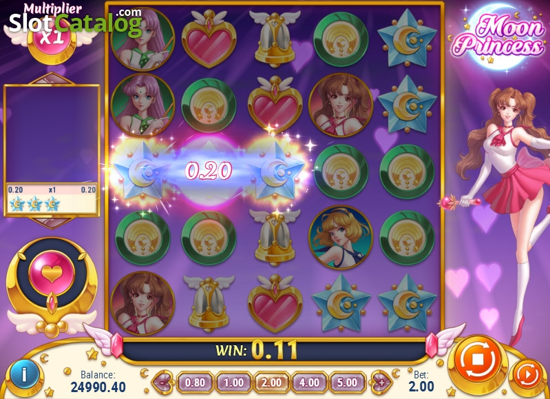 Review of moon princess video slot from playn go slotcatalog screen 6 malvernweather Images