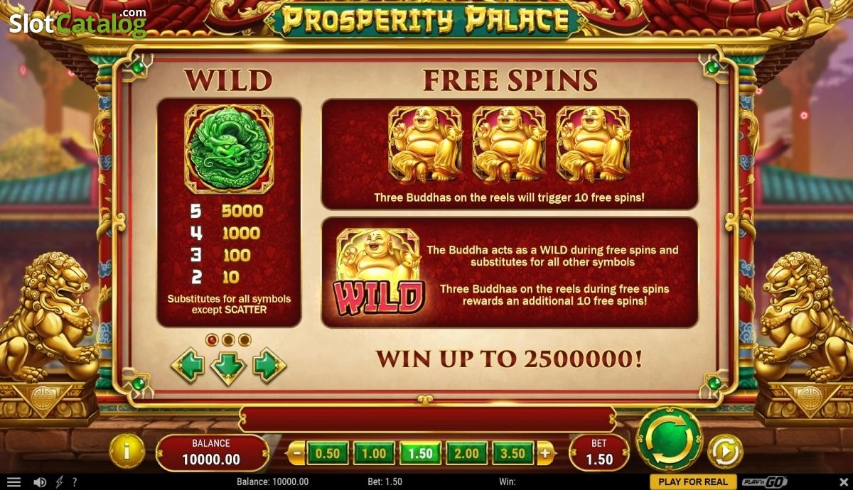 Prosperity palace дворец процветания игровой автомат онлайн хбет