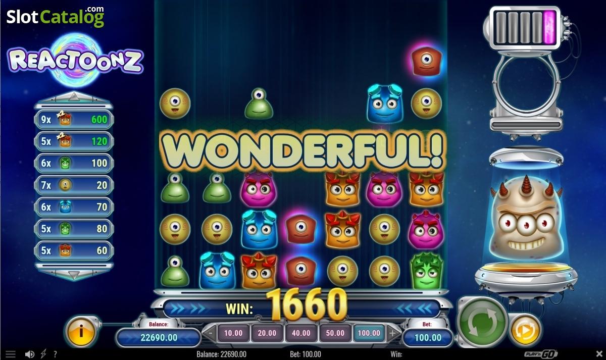 Spiele Reactoonz - Video Slots Online