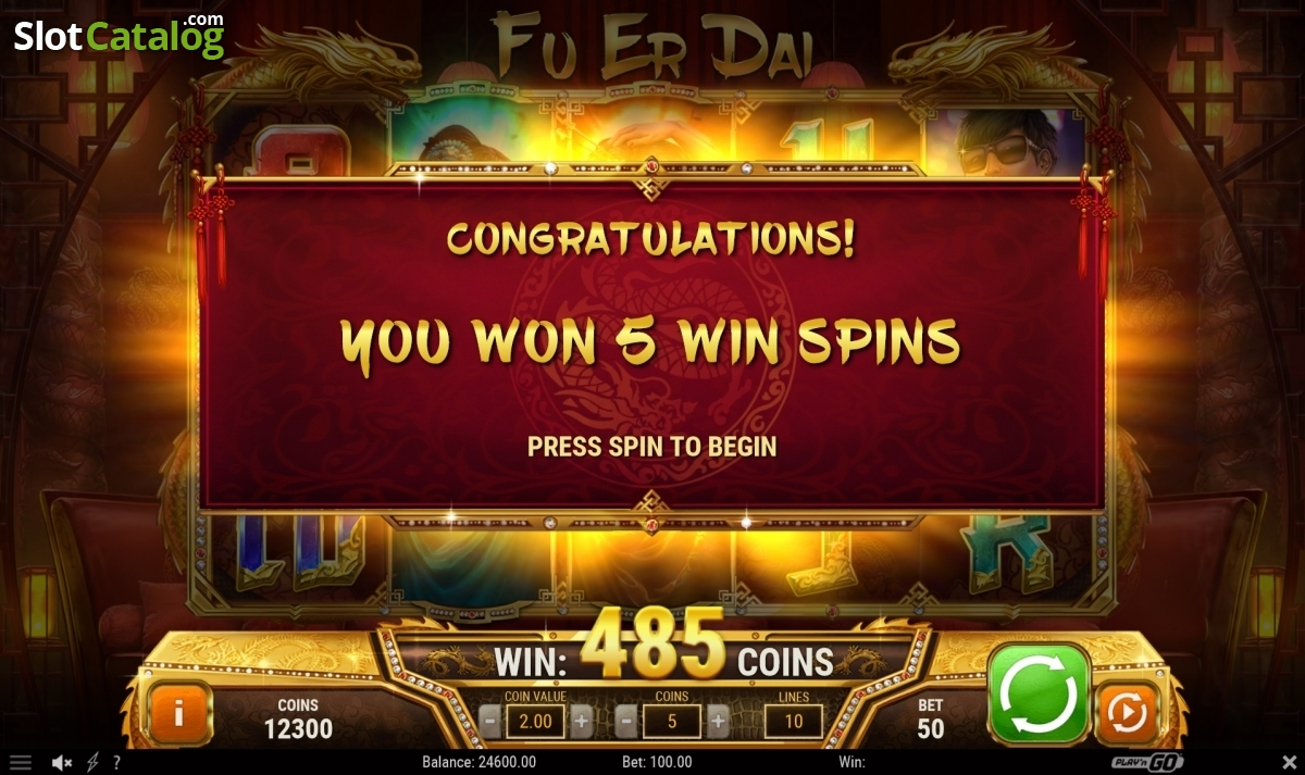 Fu Er Dai Slot - Read the Review and Play for Free