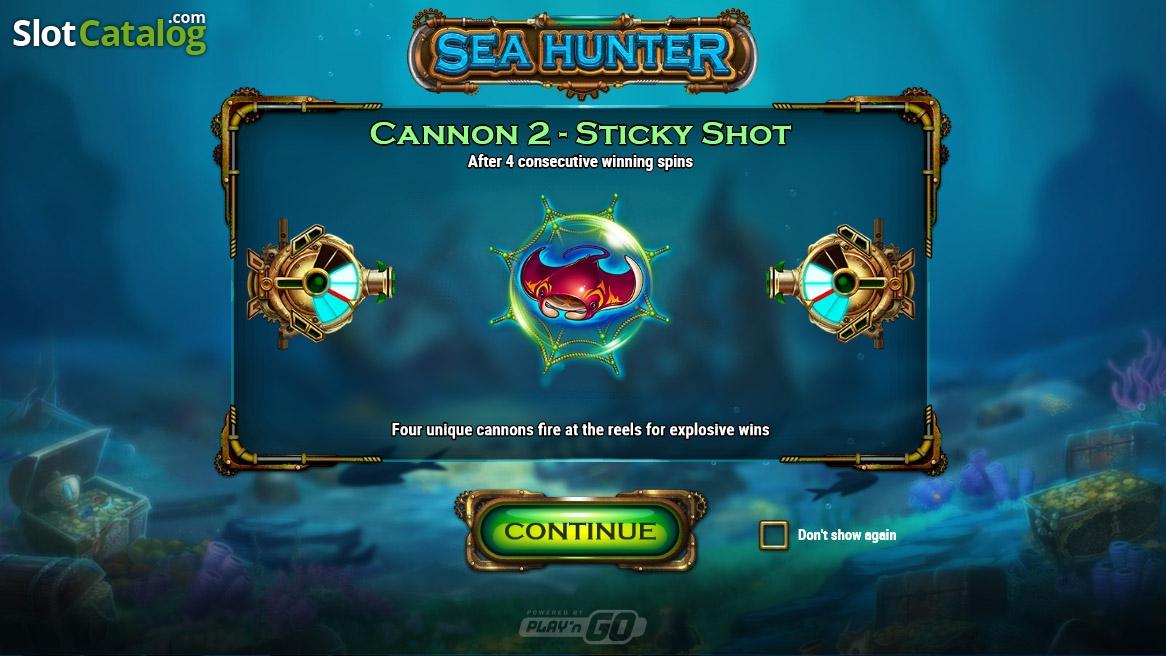 Sea Hunter Play N Go - Mobil6000