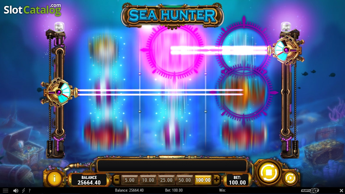Sea Hunter Play N Go - Mobil6000