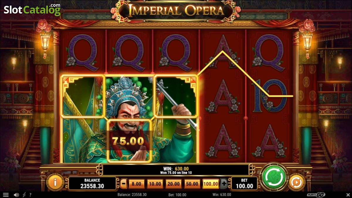 Spiele Imperial Opera - Video Slots Online