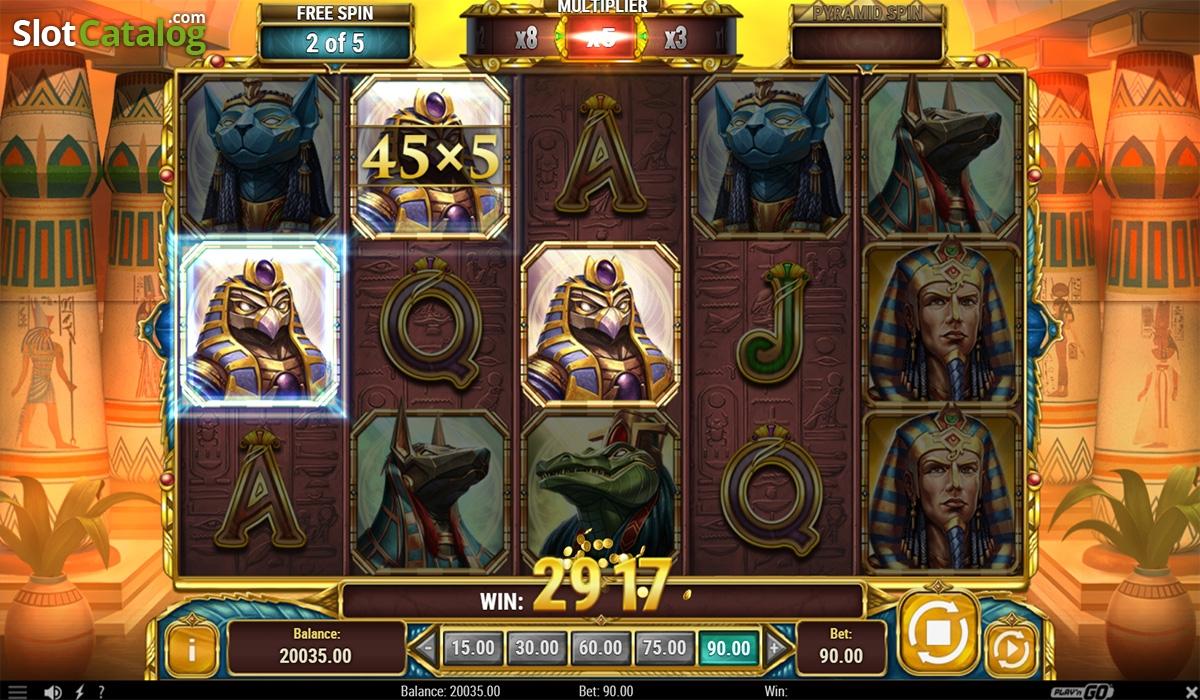 Spiele Legacy Of Egypt - Video Slots Online