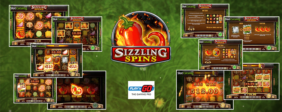 Sizzling Spins
