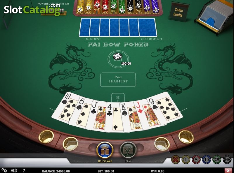 Free Online Pai Gow No Download