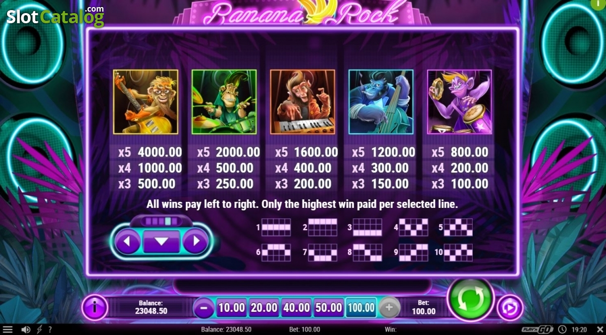 Spiele Banana Rock - Video Slots Online