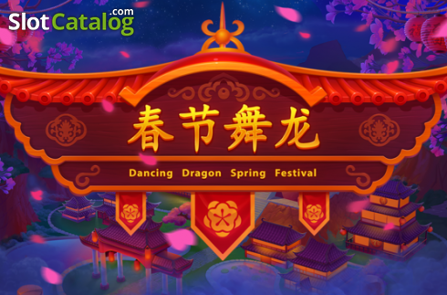 Dancing Dragon Spring Festival