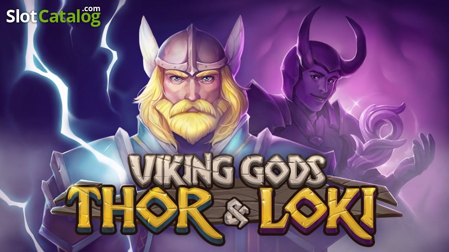 Viking Gods Thor & Loki Slots - Read the Review Now