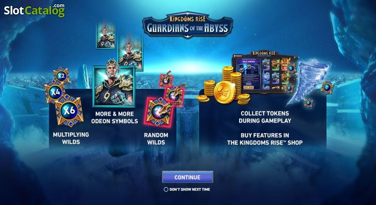 Spiele Kingdoms Rise: Guardians Of The AbyГџ - Video Slots Online