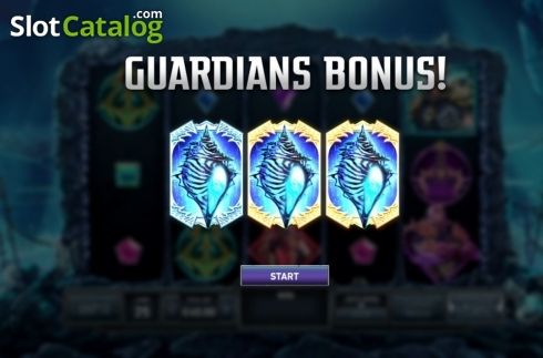 Bonus 1. Kingdoms Rise: Guardians of the Abyss (Video Slot from Playtech Origins)