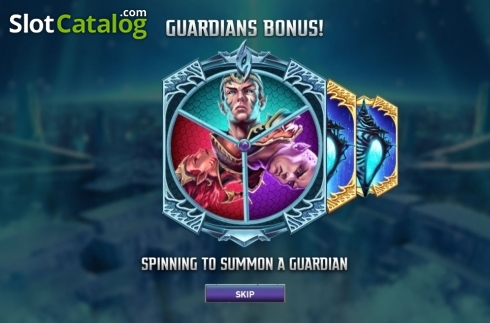 Bonus 2. Kingdoms Rise: Guardians of the Abyss (Video Slot from Playtech Origins)
