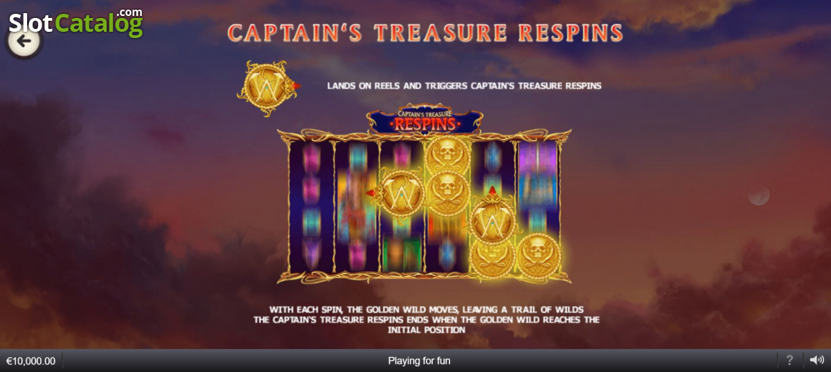 Spiele Kingdoms Rise: CaptainS Treasure - Video Slots Online