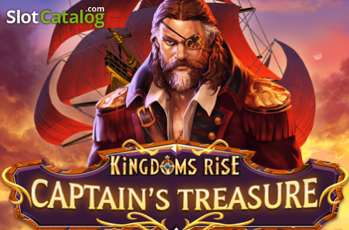 Kingdoms Rise: Captain's Treasure (Video Slots from Playtech Origins)
