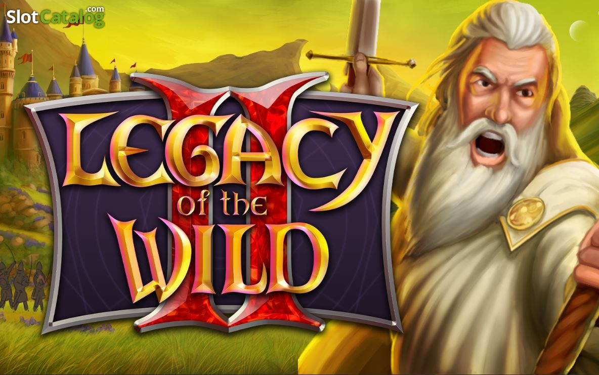 Legacy of the Wild 2 | Slot Demo & Review Playtech Vikings
