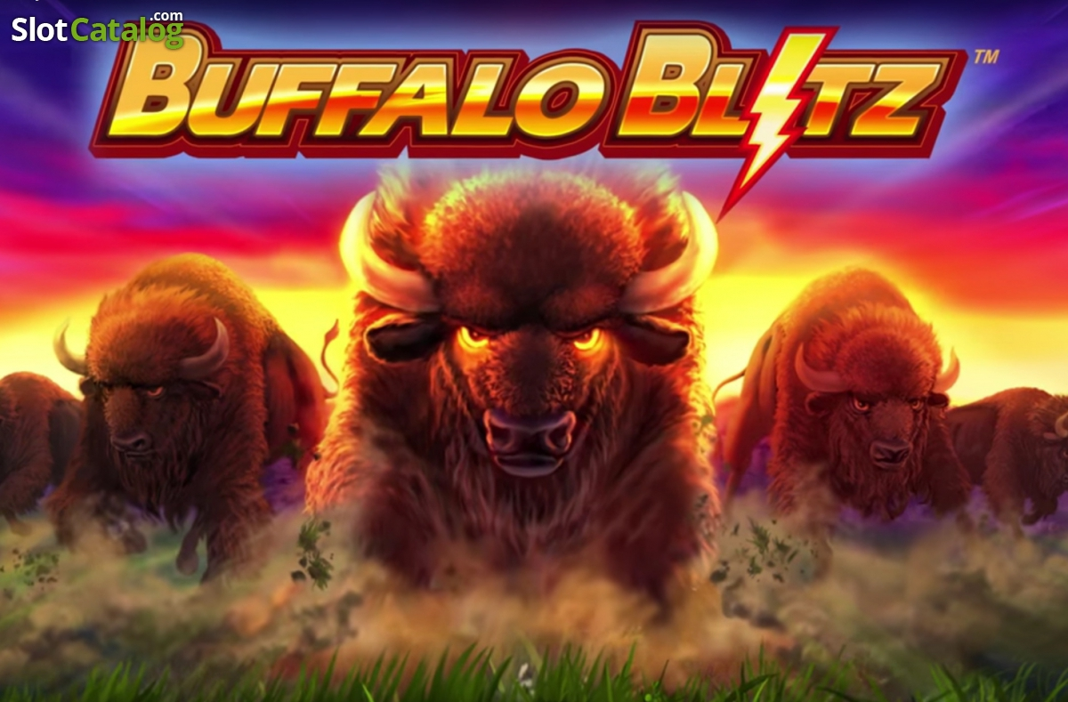 Buffalo Video Slot