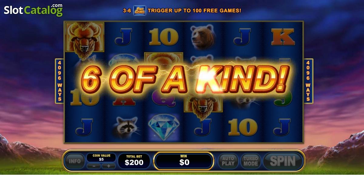 buffalo blitz casino