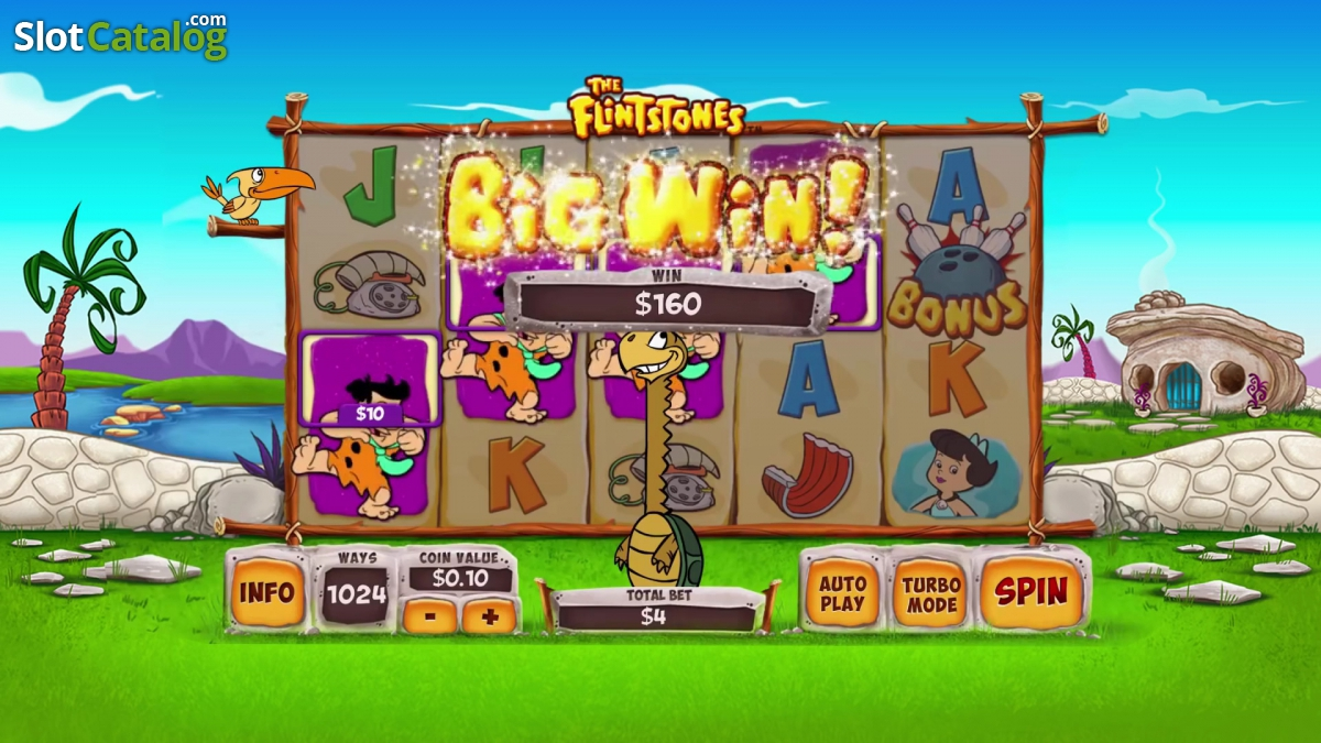 Flintstones Casino Game