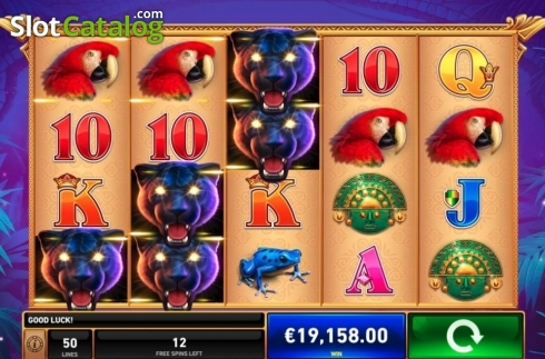 Free Spins. Panther Pays (Video Slots from Playtech)