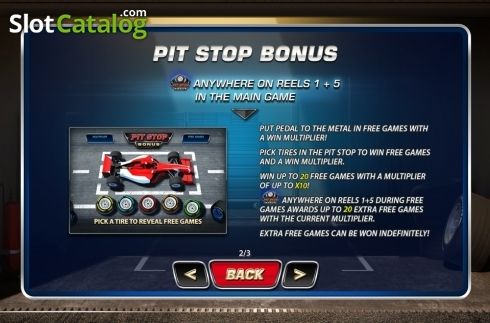 Bonus. Wheels N' Reels (Video Slots from Playtech)