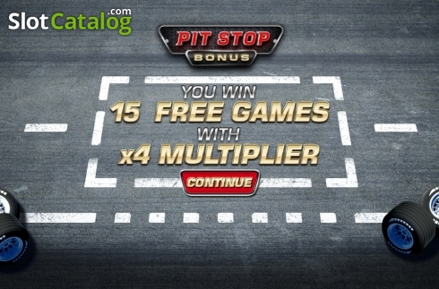 Free Spins Multiplier. Wheels N' Reels (Video Slots from Playtech)