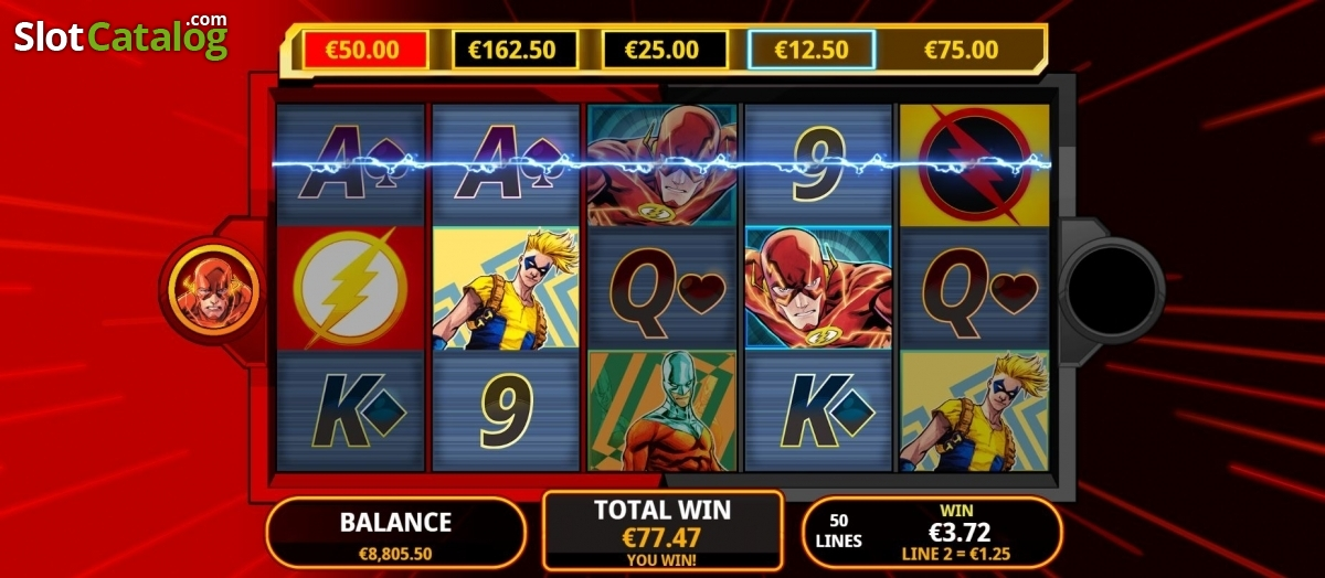 Free Flash Slot