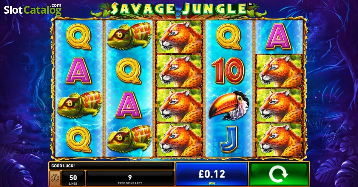 Spiele Savage Jungle - Video Slots Online