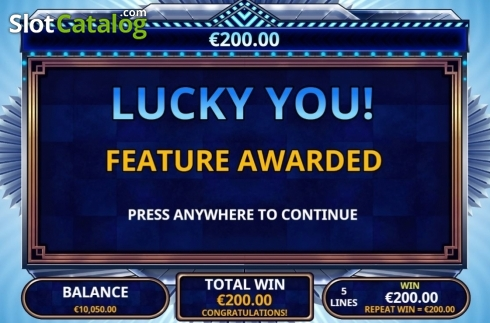 Free Spins 2. Lucky U (Video Slot from Playtech)