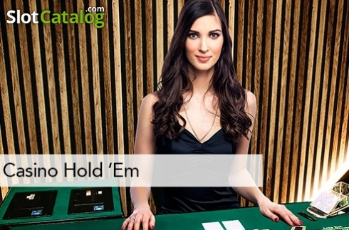 Casino Hold'em Live (Playtech) (Live Casino from Playtech)