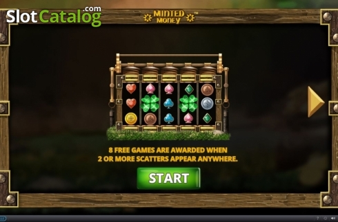 Features 1. Minted Money (Video Slot from Playtech)