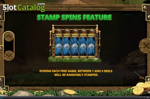 Features 3. Minted Money (Video Slot from Playtech)