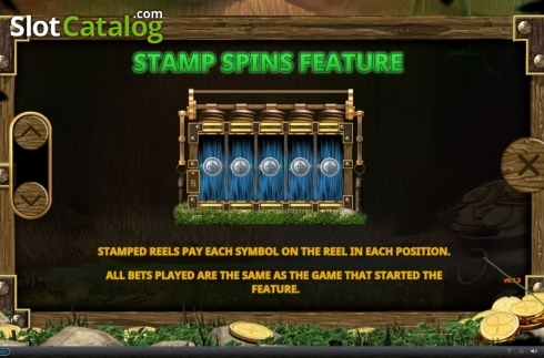Features 4. Minted Money (Video Slot from Playtech)