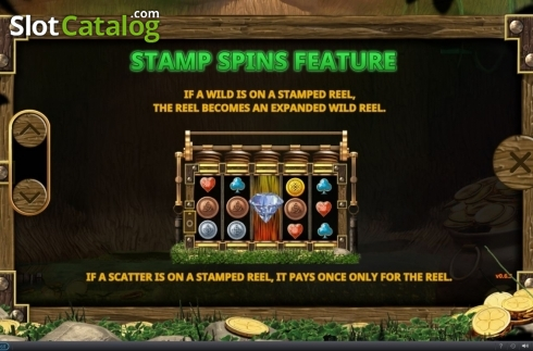 Features 5. Minted Money (Video Slot from Playtech)