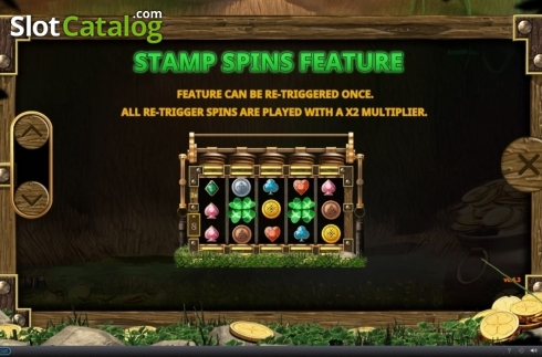 Features 6. Minted Money (Video Slot from Playtech)