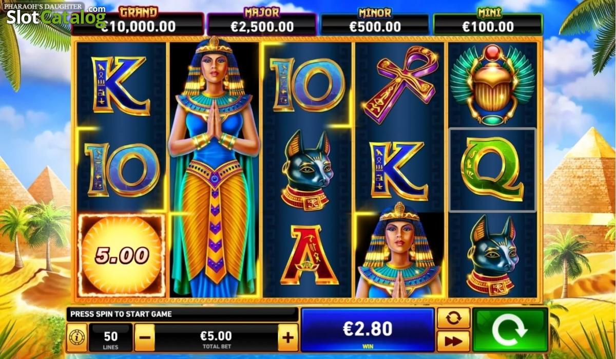 Spiele PharaohS Daughter - Video Slots Online