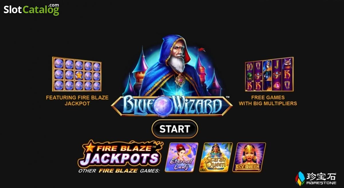 Spiele Blue Wizard - Video Slots Online