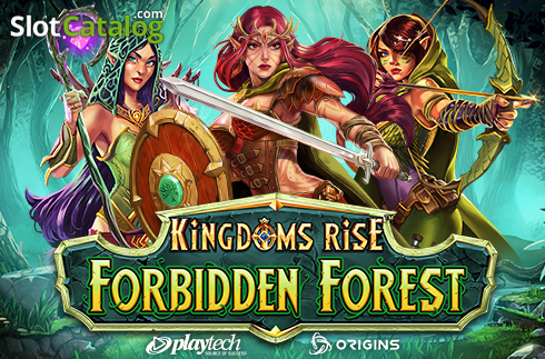 Kingdoms Rise: Forbidden Forest from Playtech Origins