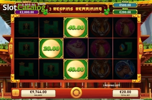 Bonus Game 4. Golden Macaque (Video Slots from Rarestone Gaming)