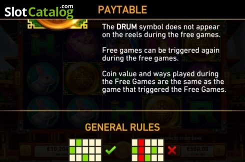 Game Rules 6. Golden Macaque (Video Slots from Rarestone Gaming)