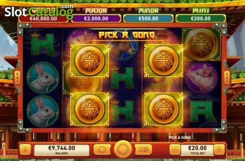 Bonus Game 1. Golden Macaque (Video Slots from Rarestone Gaming)