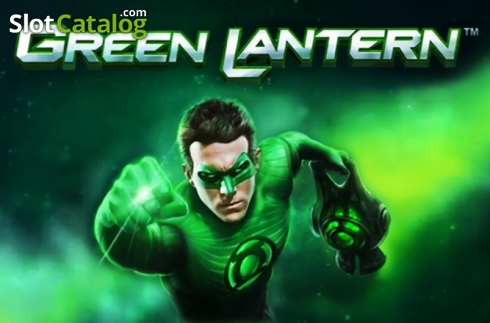 Green Lantern(PlayTech). Gameplay. Green Lantern(PlayTech) (Video Slot z Playtech)