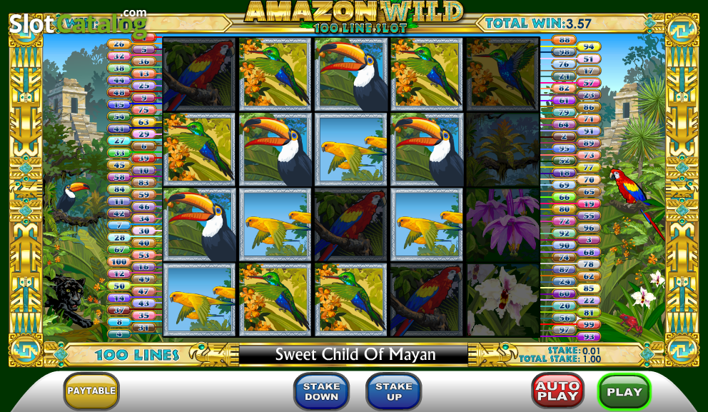 Amazon wild playtech casino slots bam omania