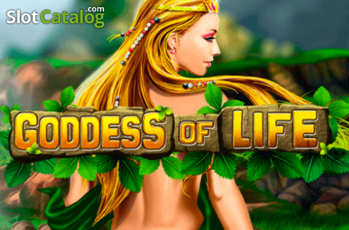 Goddess of Life (Video Slots from Playtech)