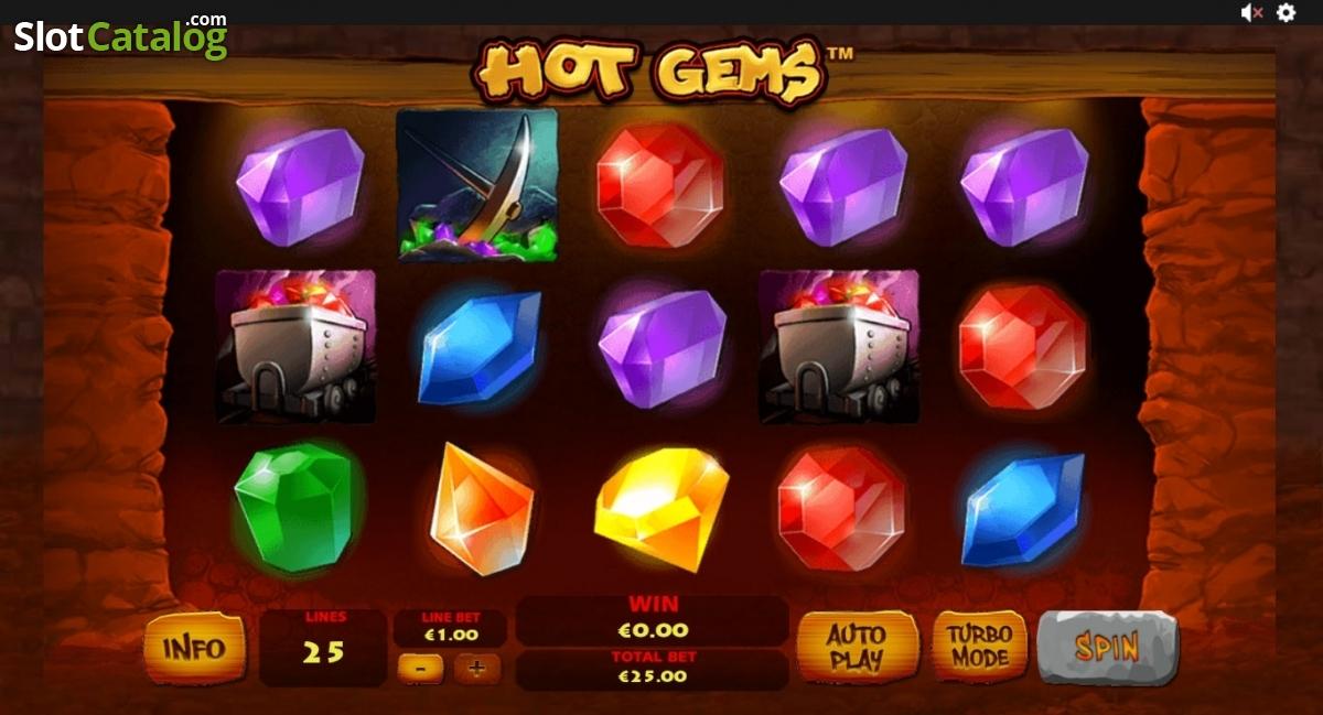 Spiele Hot Gems - Video Slots Online