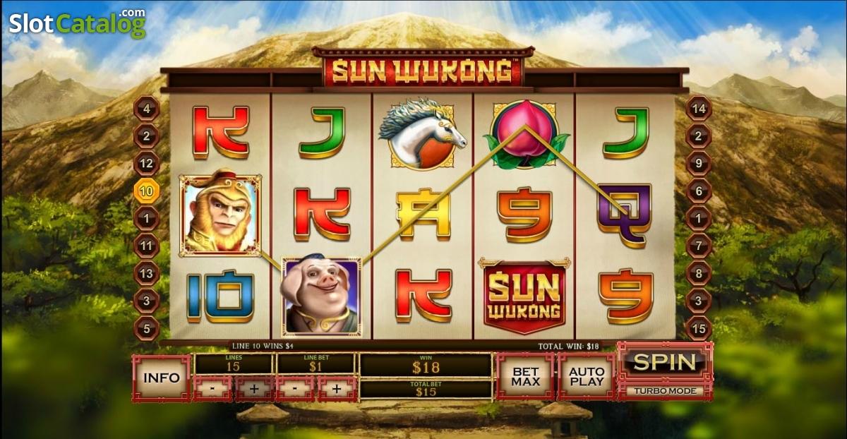 Spiele Sun Wukong - Video Slots Online